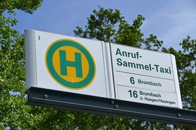 Warum in Lörrach manche Taxifahrt so viel kostet wie ein Busticket