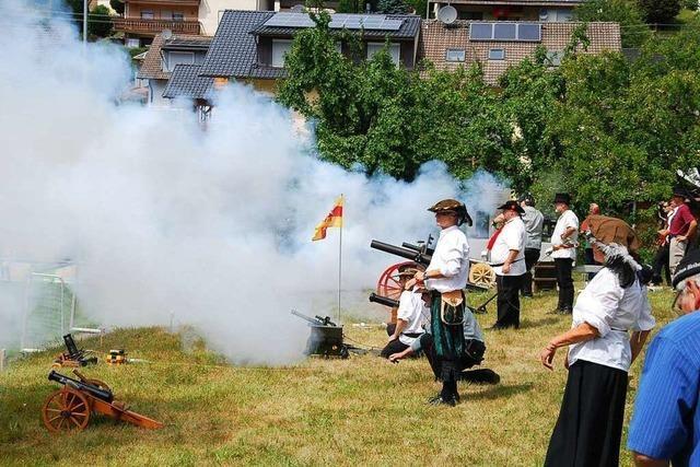 Der Schützenverein lässt es zum 90. Geburtstag krachen