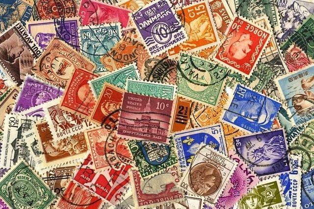 10 Dinge, die Sie noch nicht über Briefmarken wussten