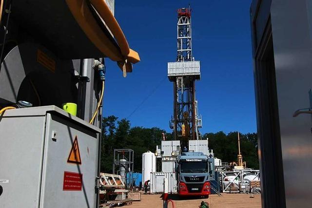 Die Erdölförderung hat am Oberrhein Tradition – die wieder auflebt