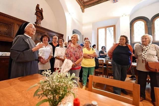So leben die Benediktinerinnen von St. Lioba in Günterstal