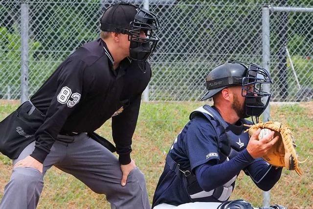 Baseball-Schiedsrichter aus Neuenburg ist in den USA im Einsatz