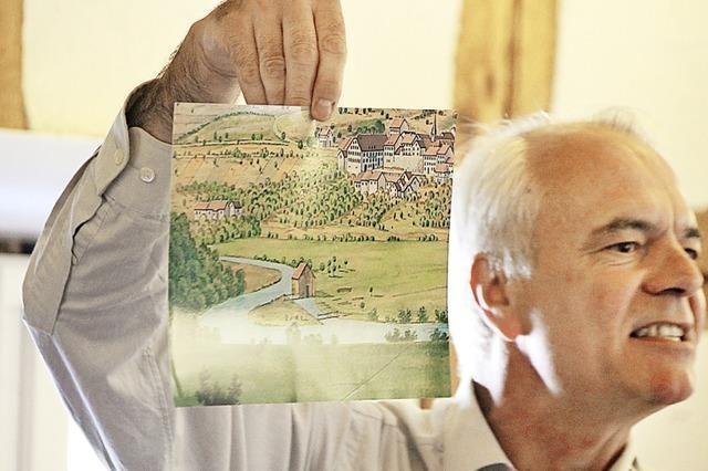 Besucher tauchen in die Stühlinger Historie ab
