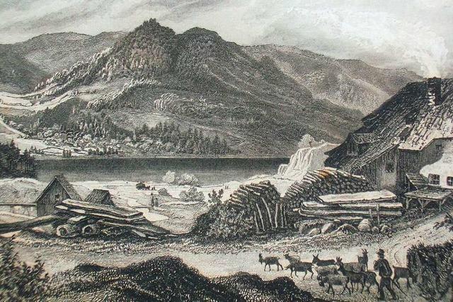 März 1848: Bürgerwehr Schluchsee bewaffnet sich – findet aber nur 20 Mitstreiter