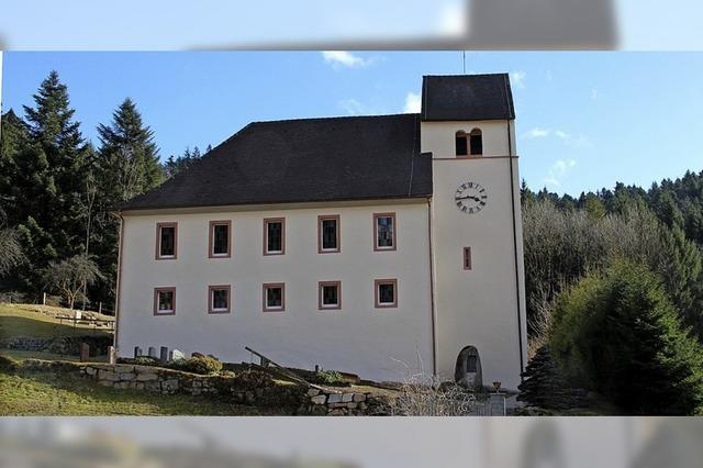 Kirchentüren sind geöffnet