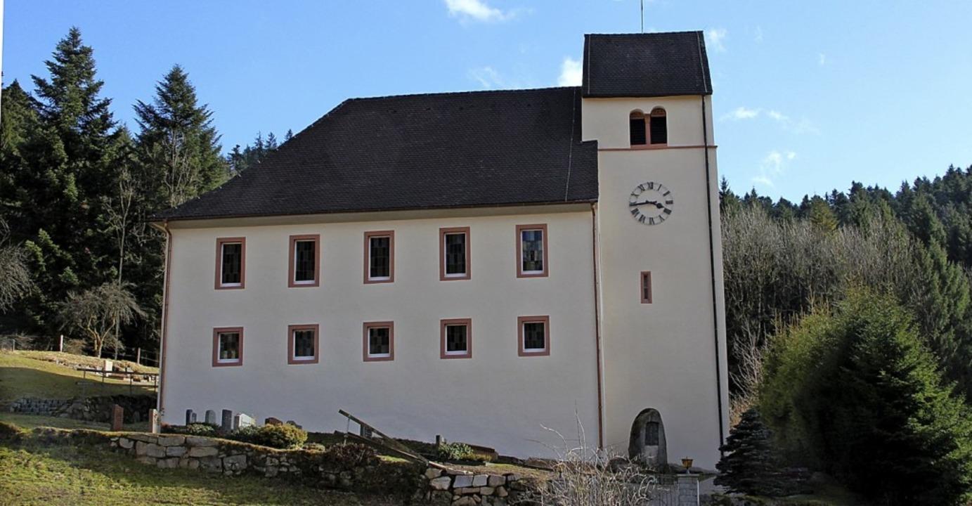 Michaelskirche Kaltenbach Außenansicht  | Foto: Rolf-Dieter Kanmacher
