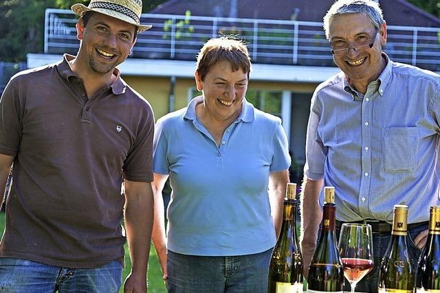 In der Offenburger Oststadt findet das Franckenstein-Weinfest statt - mit Sterneküche