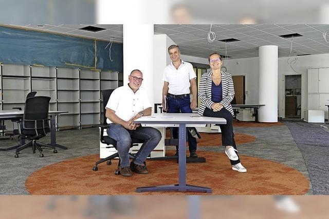 Bürgerbüro-Umbau liegt voll im Plan