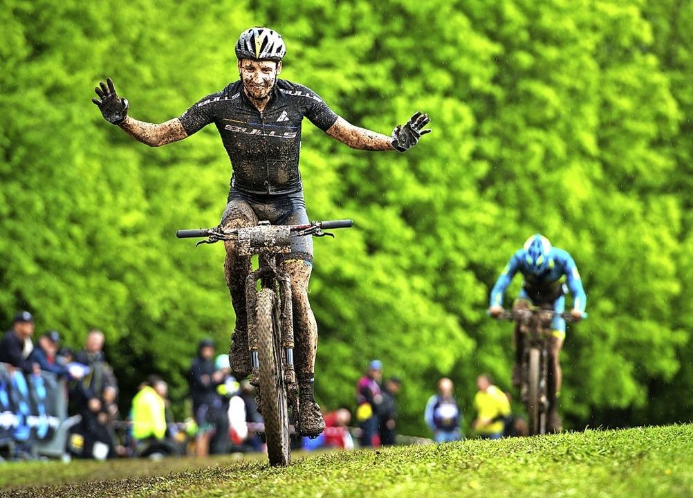 Siegkandidat im Hochschwarzwald: Gelin...m Bike Giro der dritte Sieg in Folge?   | Foto: Thomas Weschta
