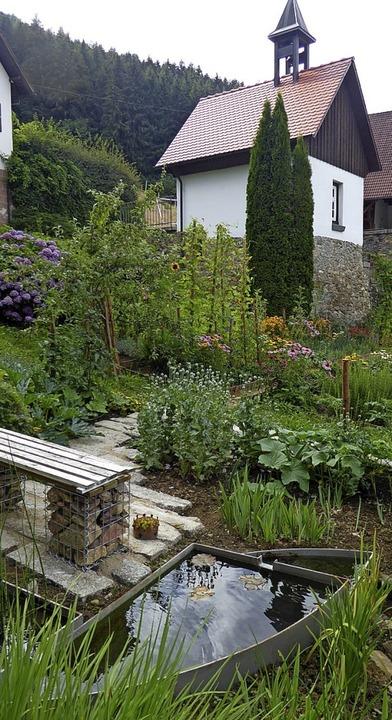 Neuer Bauerngarten  auf dem Wisdishof in Simonswald   | Foto: privat