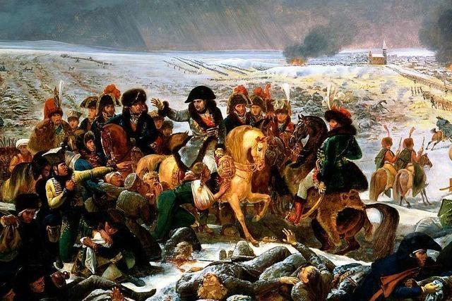 Vor 250 Jahren wurde Napoleon geboren