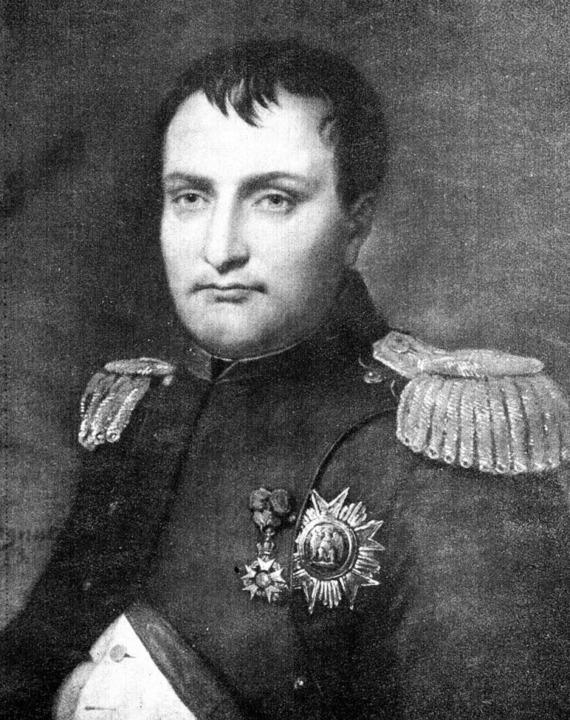 Pagnests  Napoleon-Gemälde  (1812)  | Foto: -