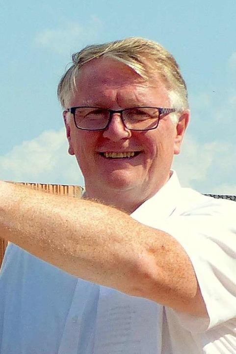 Pfarrer Frank Stefan, Vorstandsvorsitzender der Diakonie Kork  | Foto: Diakonie