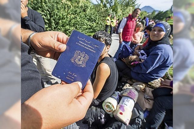 Gericht: Flüchtling zurückholen