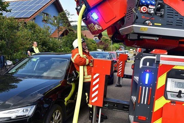 Die Weiler Feuerwehr wünscht sich mehr Platz – bekommt ihn aber nicht
