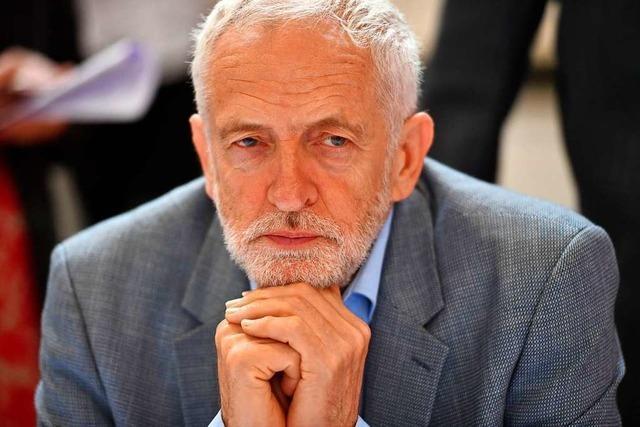 Corbyn soll als vorübergehender Premier No Deal verhindern wollen