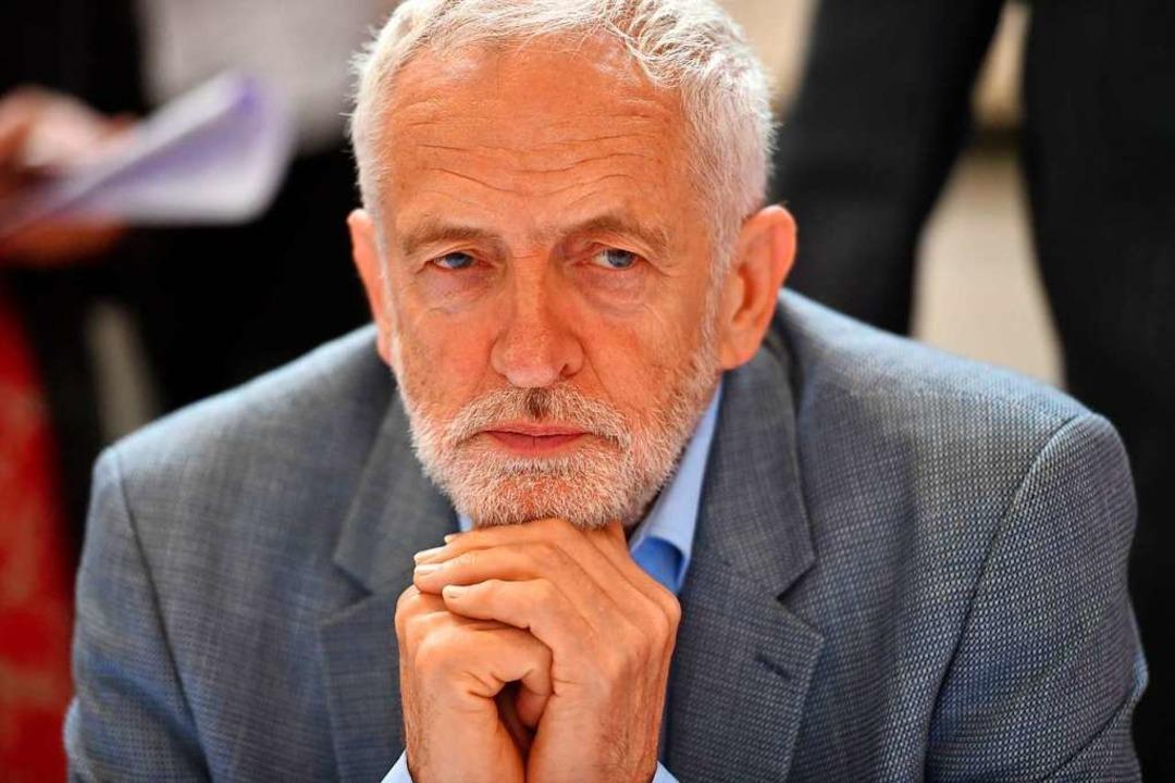 Brexit: Corbyn will Johnson stürzen | BR24