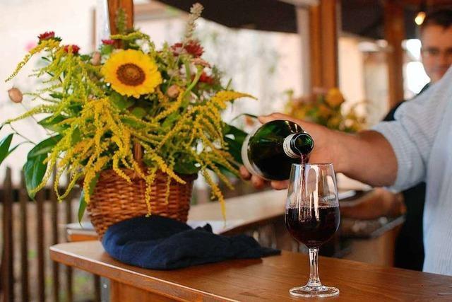 Am Wochenende feiert Ebringen die Weintage