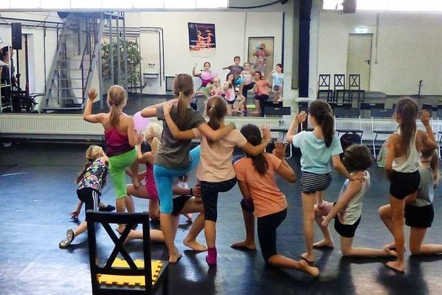 Was Merzhauser Kinder bei einen Kurs des Studios pro Arte in Merzhausen gelernt haben