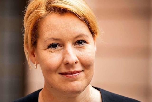 Giffey will nicht SPD-Chefin werden – und steht womöglich vor dem Rücktritt