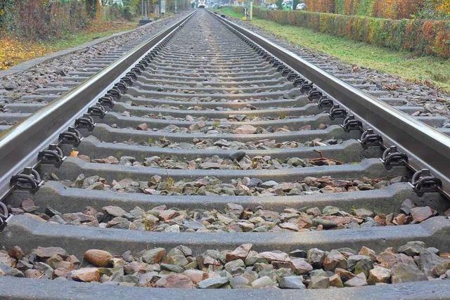 S-Bahn-Strecke zwischen Basel und dem Wiesental wird gesperrt