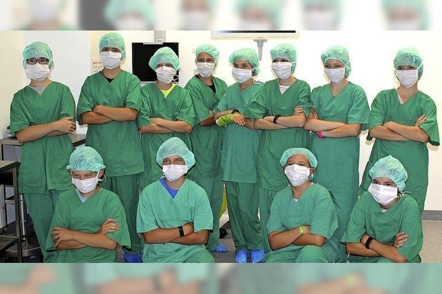 Das Krankenhaus aus einem anderen Blickwinkel
