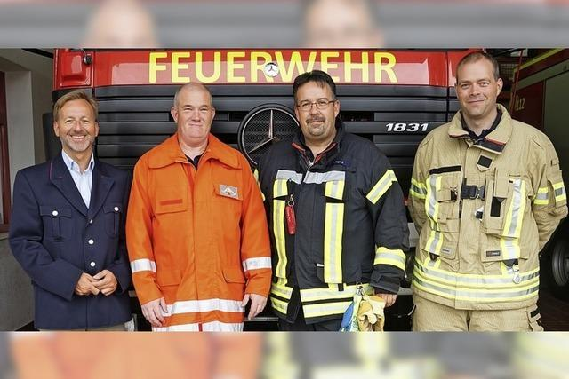 So rückt die Feuerwehr künftig aus
