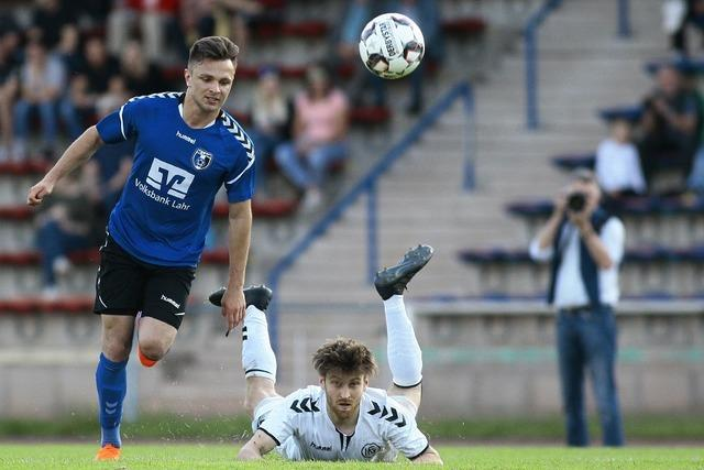 1000 Fans werden zum Derby SC Lahr gegen Kehler FV erwartet