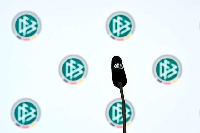 Beim DFB wartet auf Fritz Keller viel Arbeit