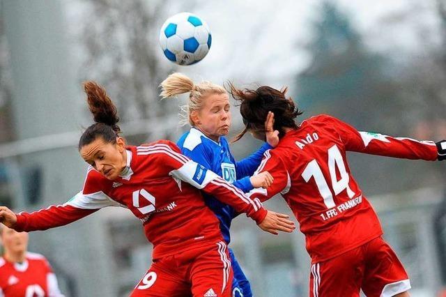 Mehr TV-Präsenz für den Frauenfußball