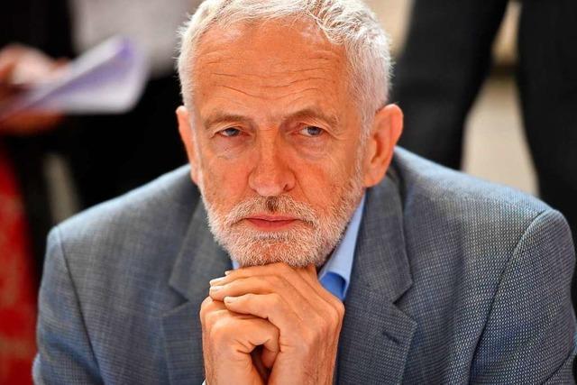 Corbyn greift nach der Macht