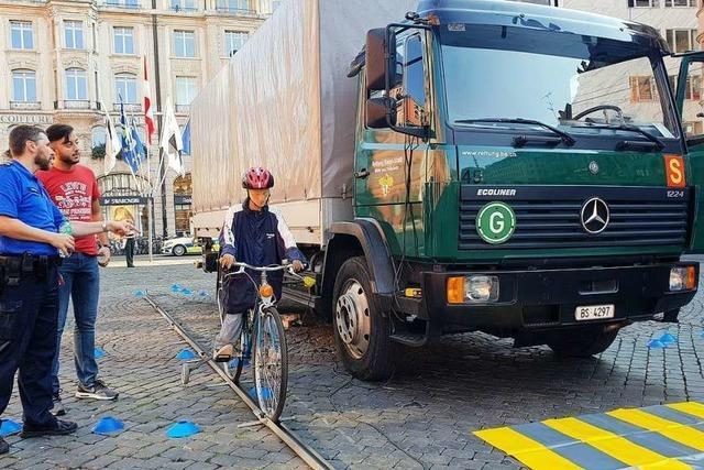 Wie Basel ein Jahr ohne Verkehrstote erreichen will