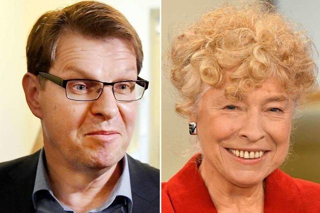 Gesine Schwan und Ralf Stegner kandidieren für SPD-Vorsitz