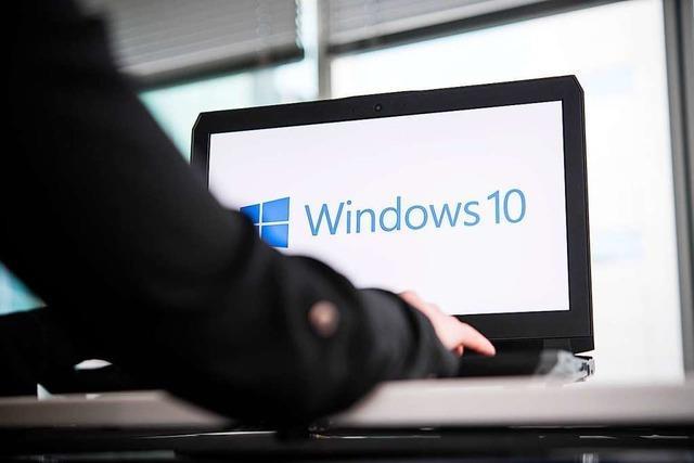 Sicherheitslücke beim Betriebssystem Windows