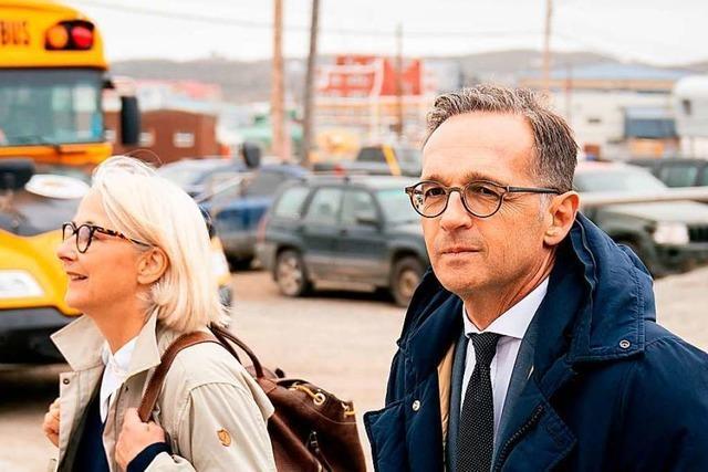Kann Heiko Maas auch SPD-Vorsitz?