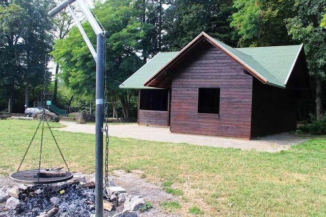 Die Hohrainbuckhütte in Bötzingen ist komplett saniert