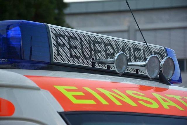 Zwei Verletzte bei Brand in einem Dachstock in Basel