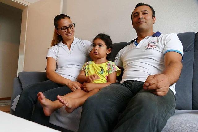 Wie eine Familie um einen Kita-Platz für ihre autistische Tochter kämpft