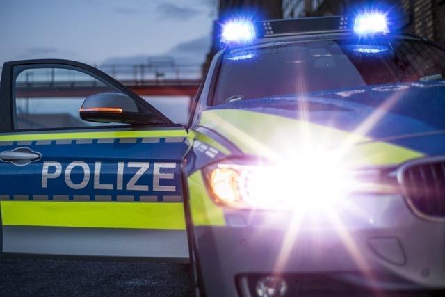 Exhibitionist belästigt elfjähriges Kind in Freiburg-Munzingen
