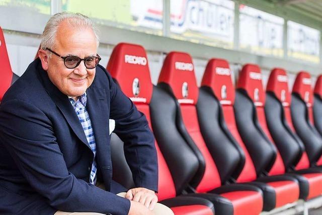 Präsidentensuche beim SC Freiburg: Wer folgt auf Fritz Keller?