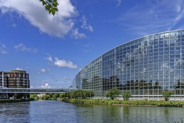Das EU-Parlament ist eine Stadt in der Stadt