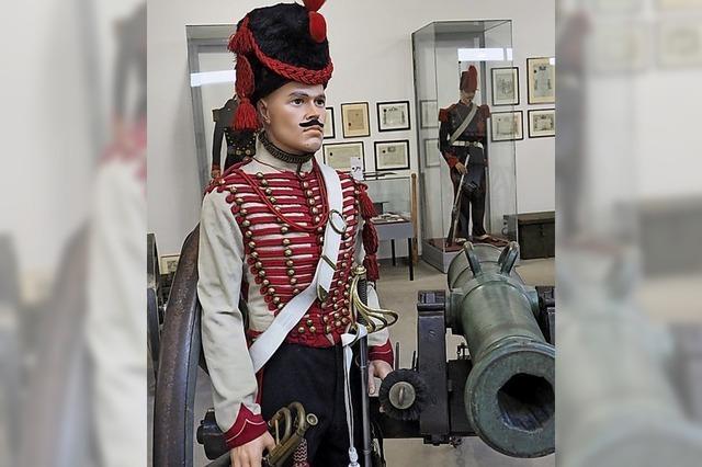 Militärgeschichte direkt vor der Haustüre