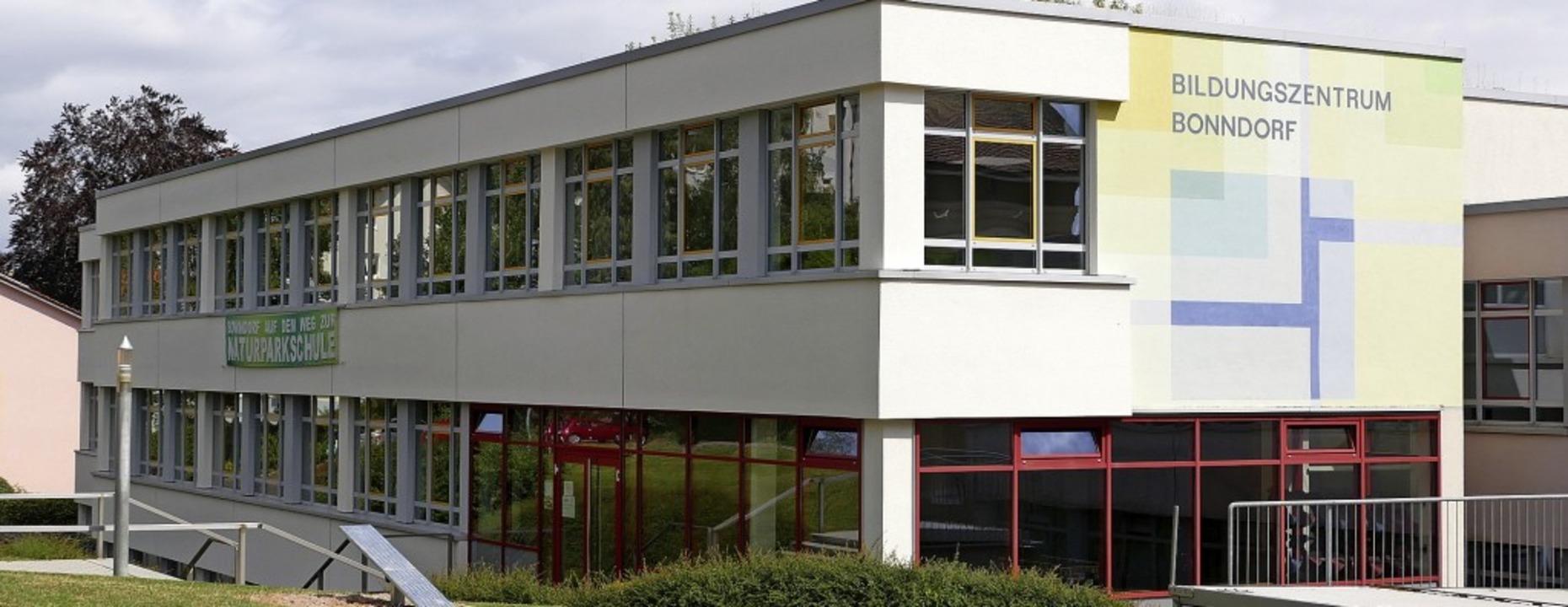 Bauliche Maßnahmen im Realschulgebäude...ig ein modernes Lernen möglich machen.  | Foto: Stefan Limberger-Andris