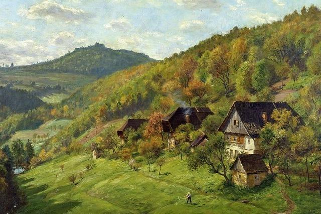 Woher kommt das romantisch-kitschige Klischee des Schwarzwalds?