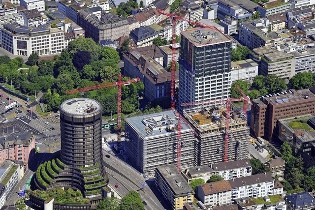 Basel im Wandel
