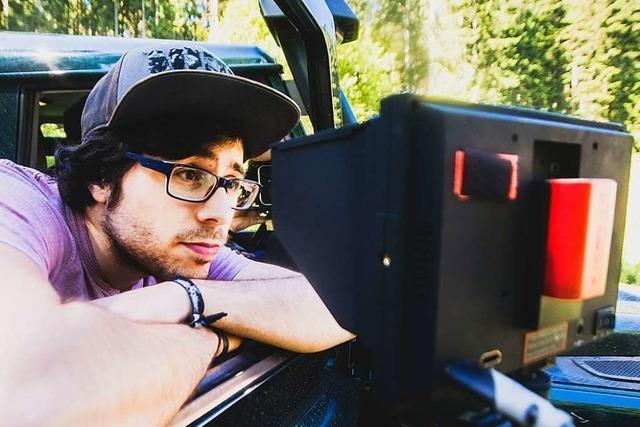 Nico Gerspacher aus Todtnau ist Regisseur, Produzent und Drehbuchautor