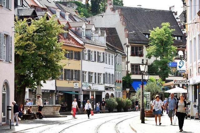 Neue Geschäfte, neue Macher: Freiburgs obere Altstadt erlebt ein Comeback