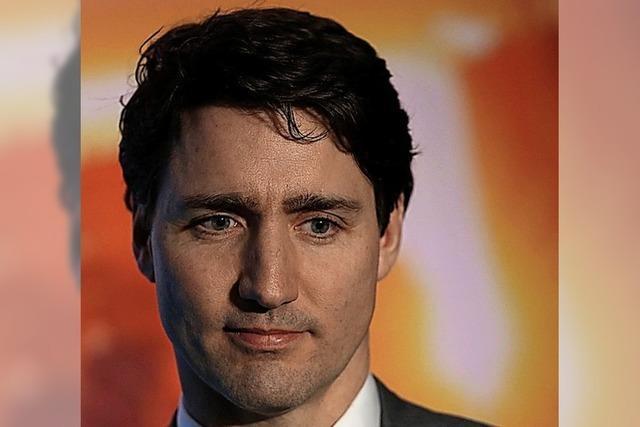 Zahlungen an Gaddafi belasten Justin Trudeau