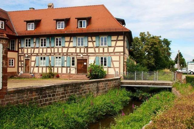 Zwölf Mühlen klappern entlang des Ettenbachs