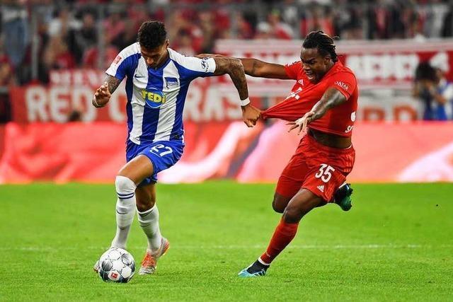 Bayern und Hertha BSC eröffnen die Saison mit einem 2:2